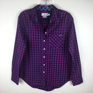 Vineyard Vines Casual Shirt  -  Size 4